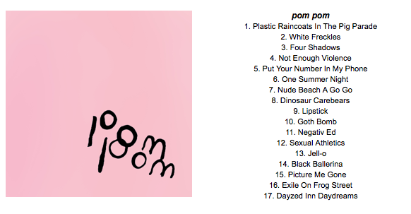 Ariel Pink The Label