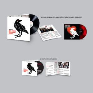 OCMS packshot Vinyl & CD combo